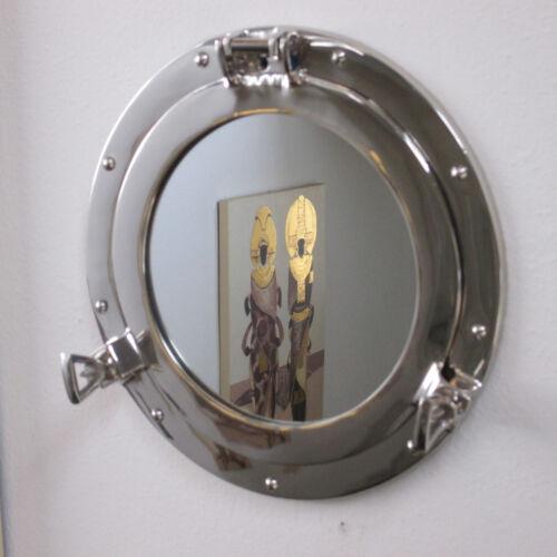 Miroir Mural Hublot Navire Fenêtre Miroir Fenêtre Miroir de Salle FRISIERSPIEGEL NEUF