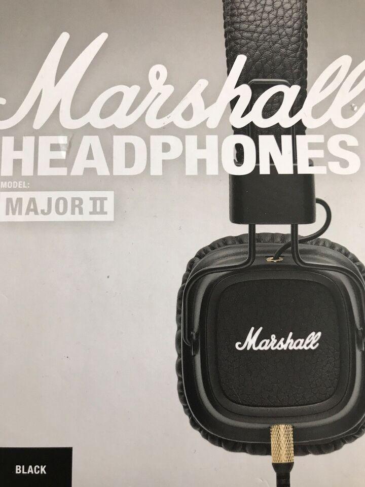headset hovedtelefoner, Andet mærke, Marschall MAJOR II