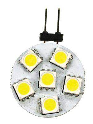 Arcon 50533 Soft White 12 Volt 6-LED Disc Bulb