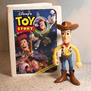 Walt Disney Mcdonalds Vhs Figurine Toy Story Masterpiece Collection