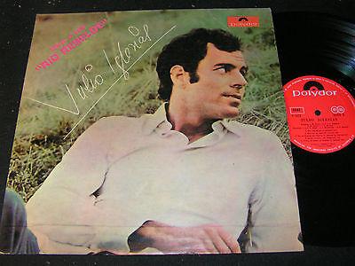 JULIO IGLESIAS same / Colombia LP 1972 POLYDOR 9008