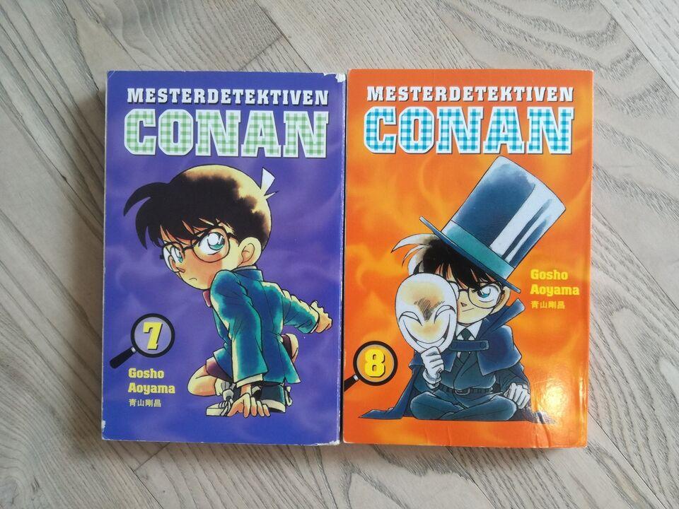 Manga - forskellige titler, sælges samlet, Tegneserie