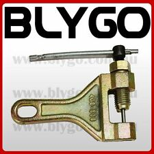 420 428 520 530 Dirt Quad Bike Chain Breaker Splitter Rivet Cutter Repair Tool