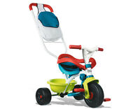 Smoby Be Move Komfort Pop 2 In 1 Dreirad Ab 10 Monaten Schiebewagen Kinder Rad