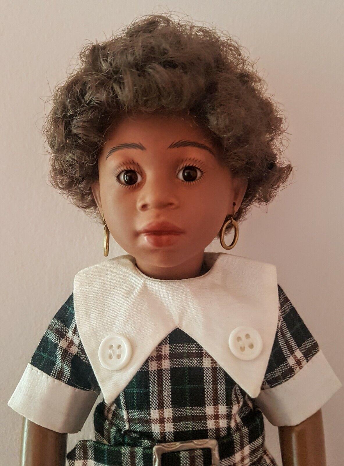 Blauette Friend Bisque Reproduction Doll