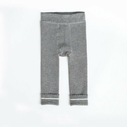 Baby Girls Winter Leggings Thickened Lined Fleece Warmth Long Stretchy Pants