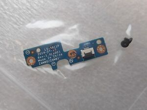 CABLE TUA01 LS-A911P REFURBISHED GENUINE Dell Latitude E5550 POWER BUTTON