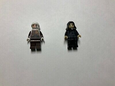 Lego Star Wars Rise Of Skywalker Movie Figure Set Palpatine Dengar Bounty Hunter Ebay