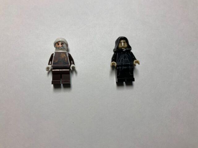 Lego Star Wars Rise Of Skywalker Movie Figure Set Palpatine Dengar Bounty Hunter For Sale Online