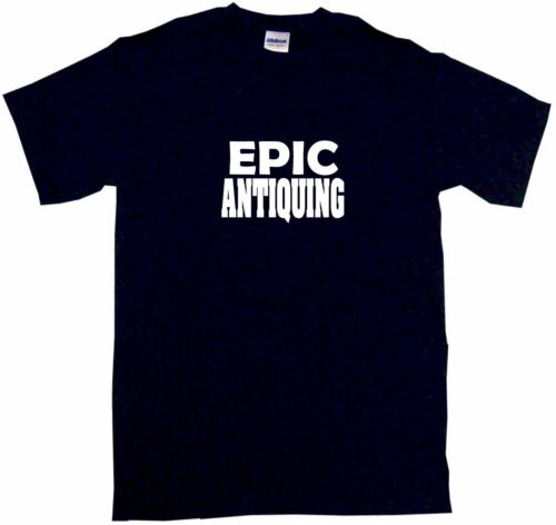 Epic Antiquing Mens Tee Shirt Pick Size Color Small-6XL