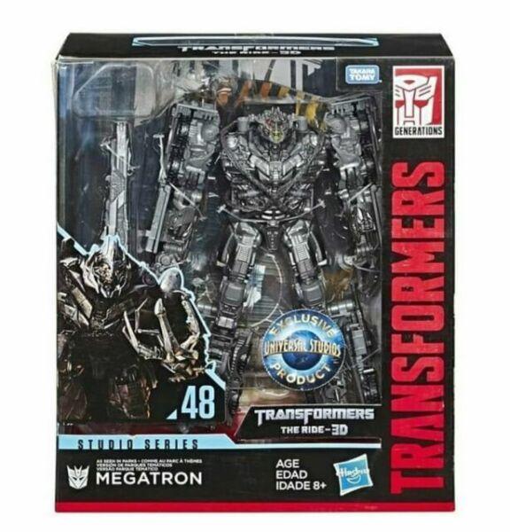 Hasbro Transformers Studio Series 48 Megatron The Ride-3D