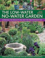 Low-water No-water Garden Barron  Pattle 9781780194219