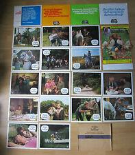Aushangfotos * 20 AHF + Umschlag + Kleinplakat * Frühling auf Immenhof * EA 1974
