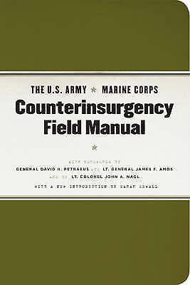 1 of 1 - The U.S. Army/Marine Corps Counterinsurgency Field Manual by U.S. Army/Marine...