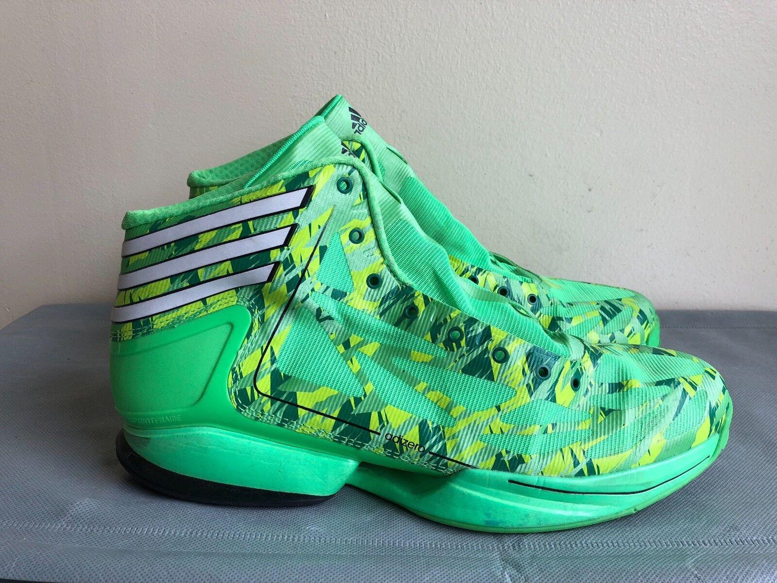 Adidas adizero luz hacer rapido el baloncesto baloncesto baloncesto hombres zapatos hombre talla 12 nuevos zapatos para hombres y mujeres, el limitado tiempo de descuento c28575