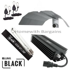 600w-LUMii-BLACK-Dimmable-Digital-Ballast-Grow-Light-kit-HPS-Dual-Spectrum-Bulb