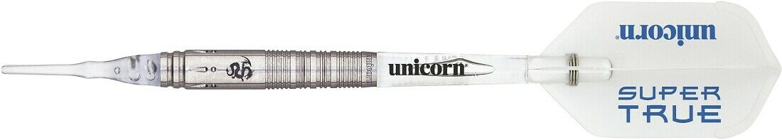 Unicorn Super True Soft Darts 1 Satz 19 Gr.