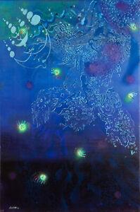 Contemporary Acrylic - Under the Sea