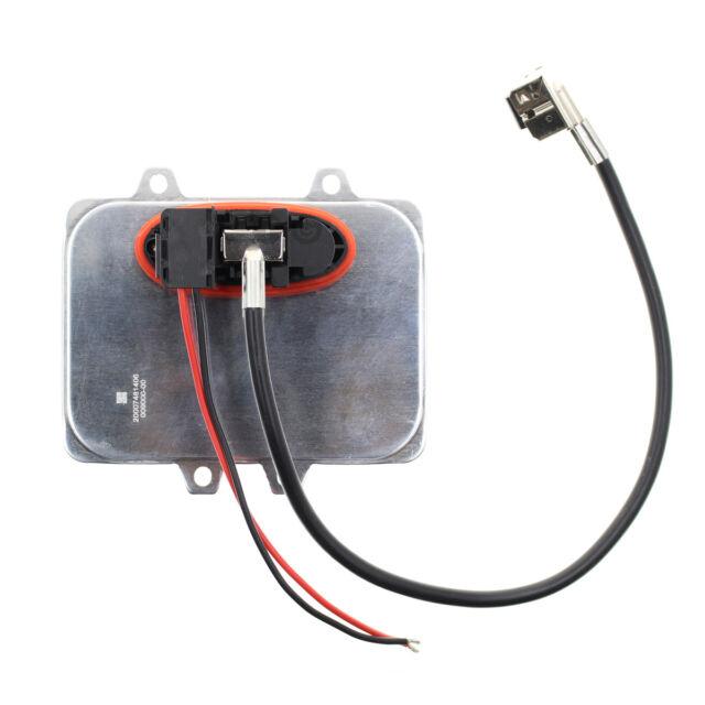 xenon headlight ballast control unit harness 12767670 for vw rh ebay com Headlight Wiring Harness Upgrade 2013 Chev Silverado Wiring Harness