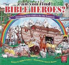 Can You Find Bible Heroes?: Introducing Your Child to the Old Testament (Search