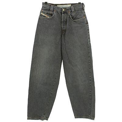 #4094 Diesel Jeans Uomo Pantaloni Old Saddle Denim Black Stone Nero 29/30- Merci Di Convenienza