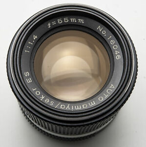 Mamiya-Sekor-Mamiya-Sekor-ES-Auto-55mm-55-mm-1-1-4-1-4