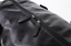 New-Mens-Black-Large-PU-Leather-Travel-Gym-Bag-Weekend-Overnight-Duffle-Handbag thumbnail 3