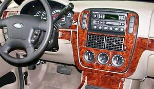 Image Is Loading FORD EXPLORER XLT XLS INTERIOR WOOD DASH TRIM  Gallery