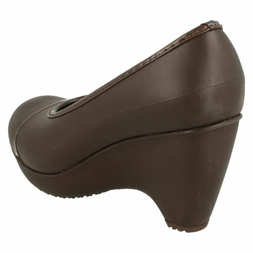 ora us £ Uk Lena Sale On Shoe Brown di Slip Size Crocs W4 99 Ladies 2 7 8qwUFTxT