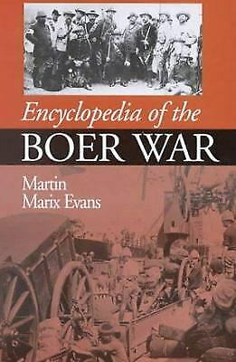 Encyclopedia of the Boer War by Evans, Martin Marix