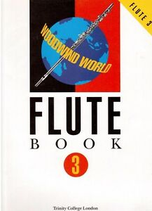 Woodwind-World-FLUTE-Book-3-Trinity-College-NEW-Flute-Music-Book