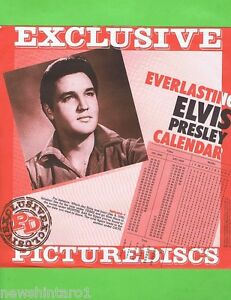 ELVIS-PRESLEY-PICTUREDISC-33rpm-RECORD