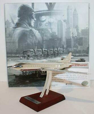 1955 Sud Aviation Caravelle Atlas Editions 1:200 HB04 Chrome Plated Aircraft