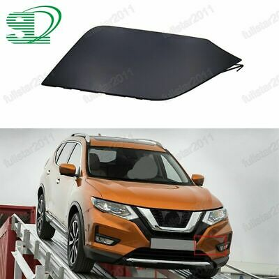 Front Bumper Tow Hook Cap Cover Eye Access For Nissan Rogue 2014-2016 NEW