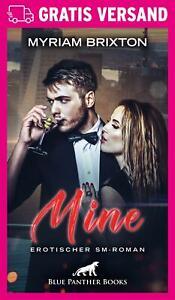 Mine | Erotischer Roman von Myriam Brixton | blue panther books