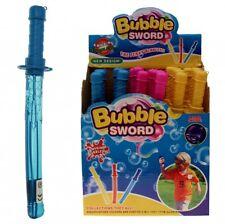 Großhandel & Sonderposten Spielzeug 3 x Seifenblasen Schwert 20cm Giveaway Kinder Geburtstag Mitgebsel Tombola