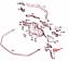 MB-Gle-W166-Compartiment-Moteur-Bas-Gauche-Partition-A1666200178-Neuf-Original miniature 3