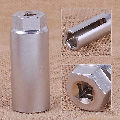 "22mm 3//8/"" Auto O2 Lambdasonde Lambda Sonde Schlüssel Werkzeug Nuss Sensor"
