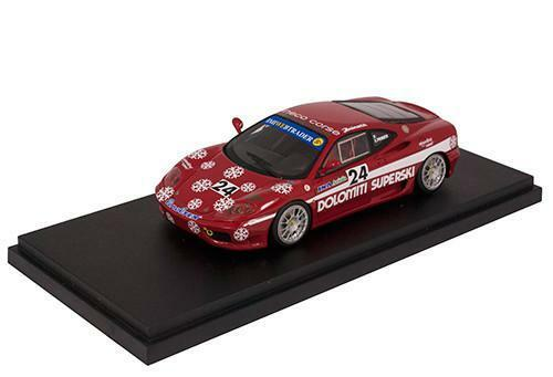 Bespoke Model 1 43 2000 Ferrari 360 Ferrari Challenge