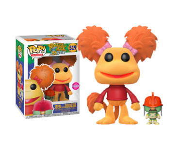 Funko 15041 Pop Vinyl Fraggle Rock Gobo with Doozer Figure