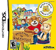 Build-A-Bear Workshop: Welcome to Hugsville (Nintendo DS, 2010)