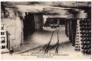 CPA-41-MONTRICHARD-Loir-et-Cher-Caves-de-Champagnisation-JM-Monmousseau-D