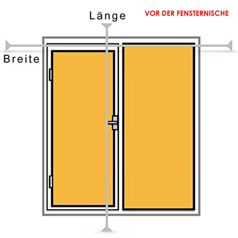 NEU NEU NEU Duo Rollo mit Kettenzug auf Maß Seitenzugrollo Maßanfertigung Doppelrollo | Schön  d206d5