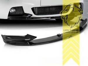 Frontspoiler-Spoilerlippe-Spoiler-fuer-BMW-F10-Limousine-F11-Touring-fuer-M-Paket