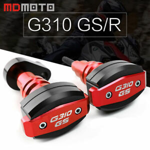 Motorcycle Frame Sliders Guard Crash Protector For BMW G310GS G 310 GS 2017-2018