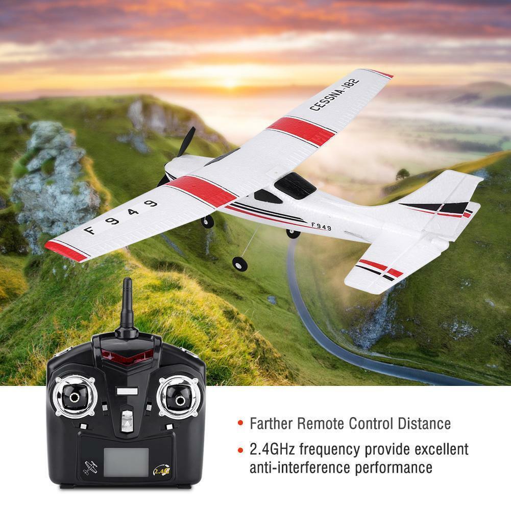 Wltoys Wltoys Wltoys F939 helicóptero 2.4G 3CH RC Avión Ala Fija Remoto avión Drone  ahorre 60% de descuento