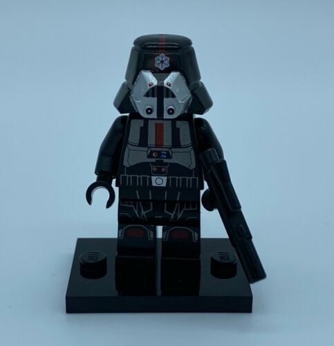 sw0443 LEGO Star Wars Minifigur Sith Trooper Black Outfit