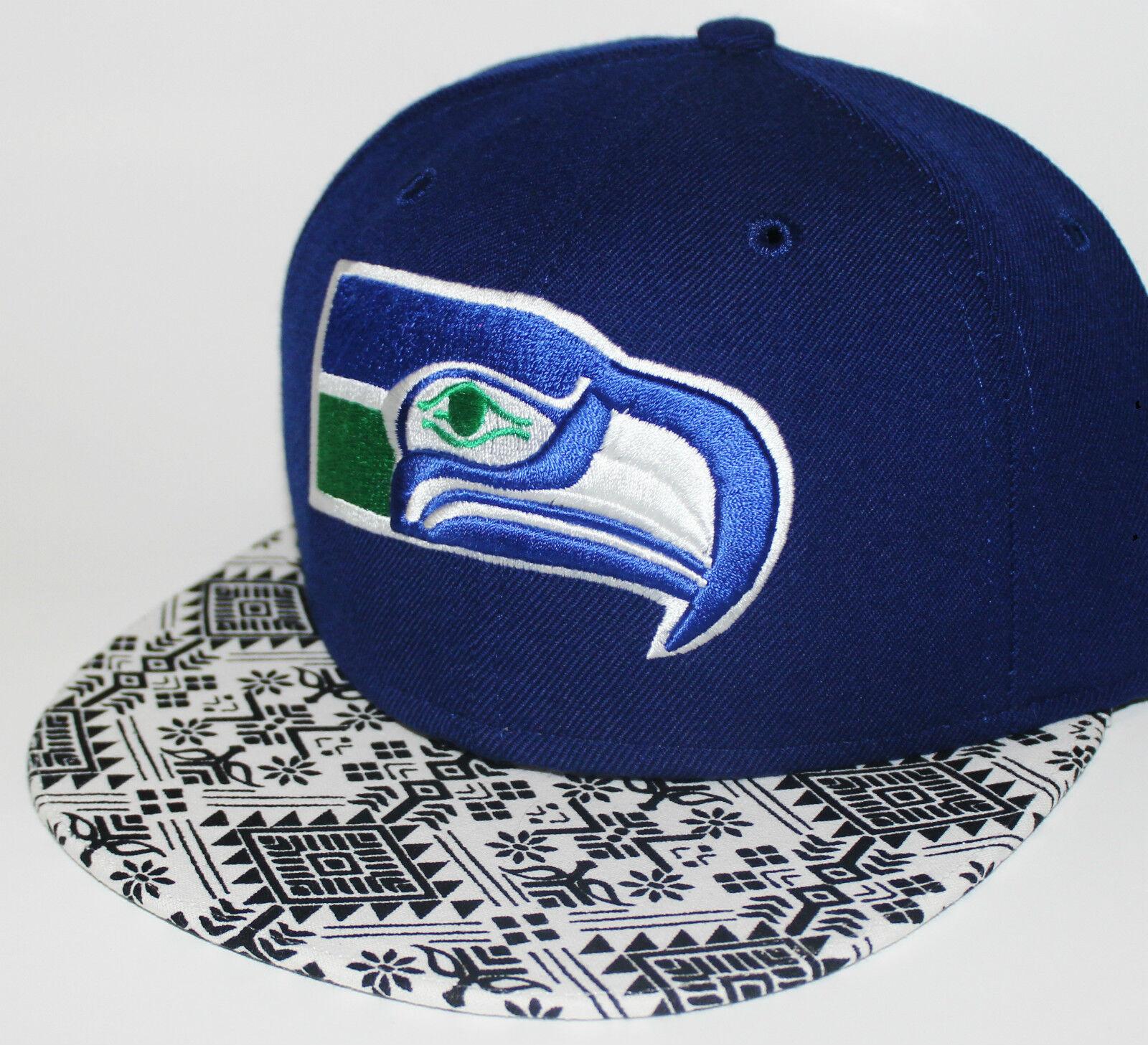 PICK1 Seattle Seahawks Native / Galaxy / Weed Bri… - image 5