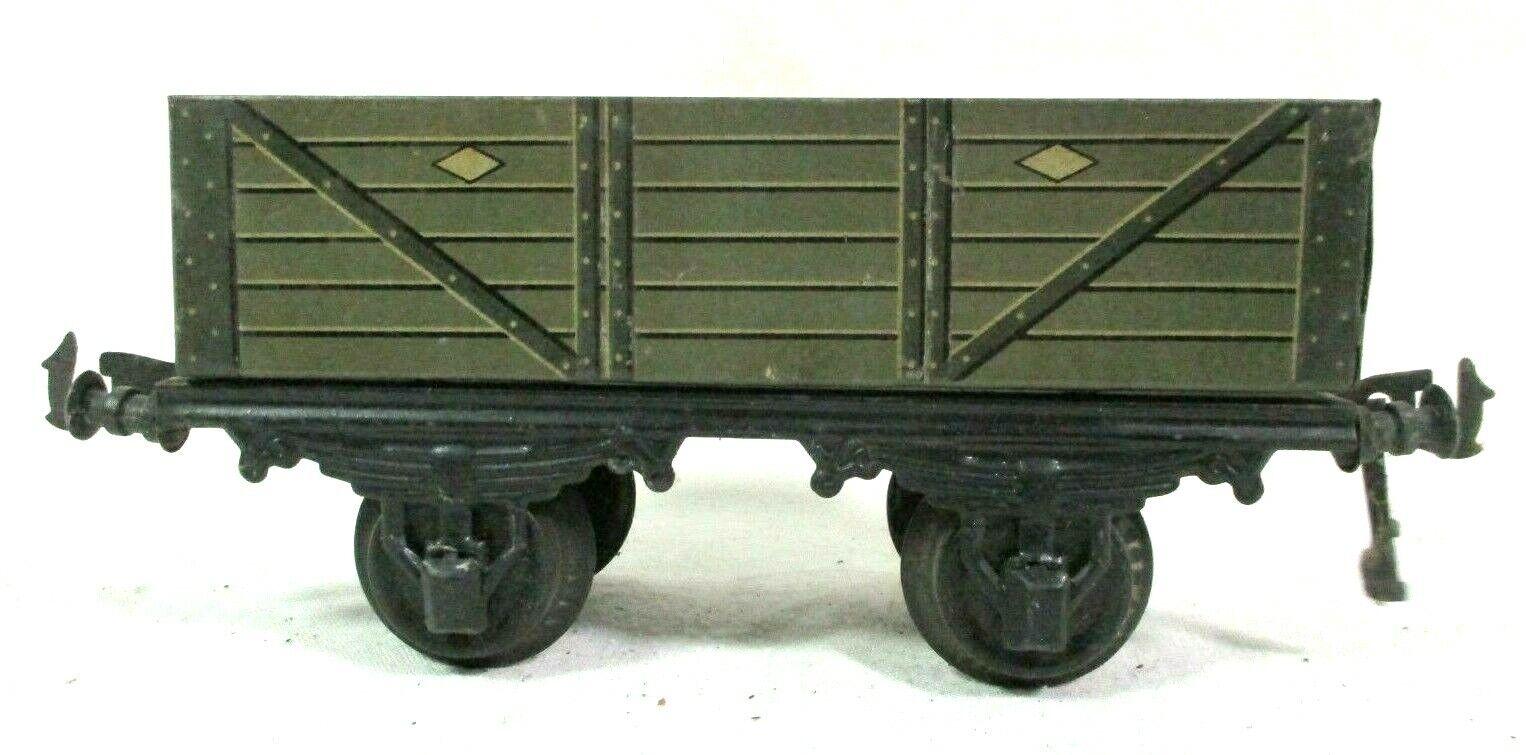 Bing Unnumbered 1 Gauge Gondola Vintage Model Railway Train Freight Car B64-45