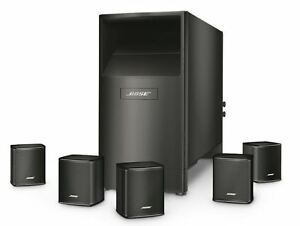 Factory-Renewed Bose Acoustimass® 6 Series V home theater speaker system